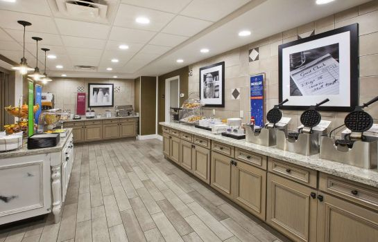 Restauracja Hampton Inn & Suites-Alliance OH
