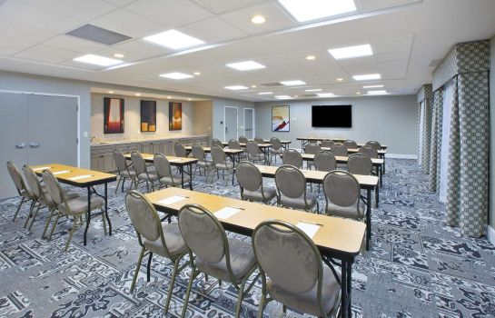 Sala konferencyjna Hampton Inn & Suites-Alliance OH