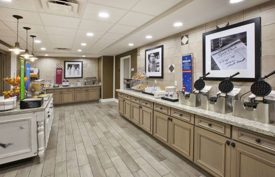 Informacja Hampton Inn & Suites-Alliance OH