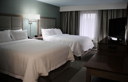 Zimmer Hampton Inn - Suites-Alliance OH