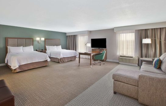 Pokój Hampton Inn & Suites-Alliance OH