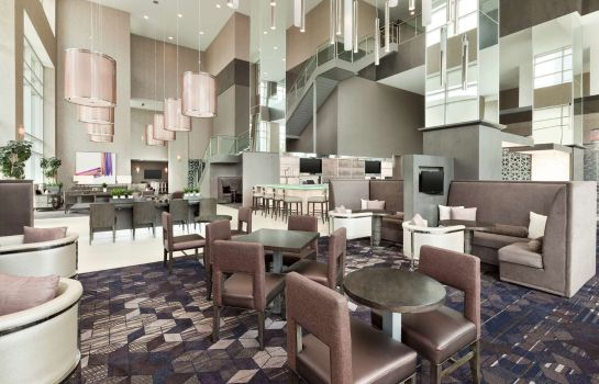 Hotel bar Embassy Suites by Hilton Charlotte Uptown