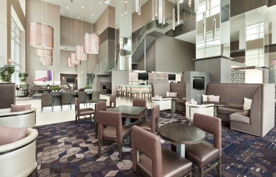 Hotelhalle Embassy Suites by Hilton Charlotte Uptown