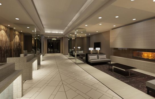 Lobby Embassy Suites by Hilton Charlotte Uptown