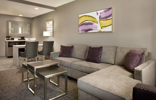 Suite Embassy Suites by Hilton Charlotte Uptown