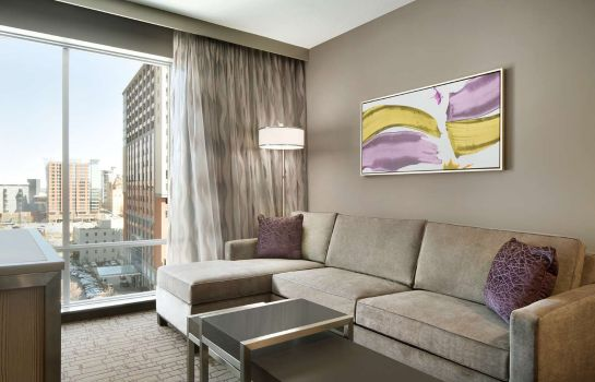 Chambre Embassy Suites by Hilton Charlotte Uptown