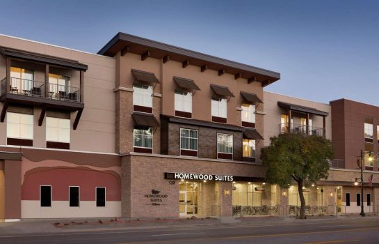 Vista exterior Homewood Suites by Hilton Moab