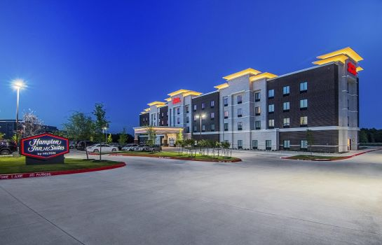 Exterior view Hampton Inn - Suites-Dallas-Richardson TX
