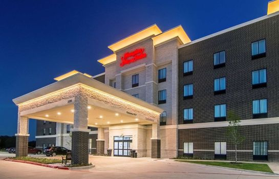 Buitenaanzicht Hampton Inn - Suites-Dallas-Richardson TX