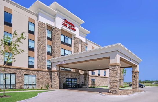 Buitenaanzicht Hampton Inn and Suites Altoona-Des Moines by Hilton