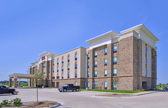 Außenansicht Hampton Inn and Suites Altoona-Des Moines by Hilton