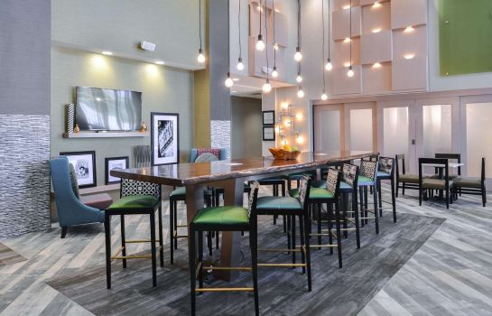 Hotelhalle Hampton Inn and Suites Altoona-Des Moines by Hilton