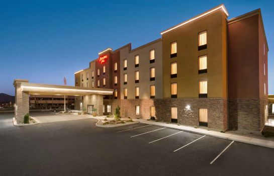 Exterior view Hampton Inn by Hilton Elko Nevada Hampton Inn by Hilton Elko Nevada