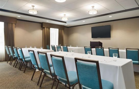 Conference room Hampton Inn by Hilton Elko Nevada Hampton Inn by Hilton Elko Nevada