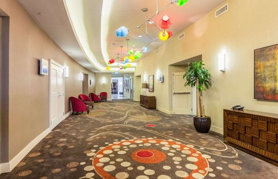 Sala de reuniones Embassy Suites by Hilton Newark Airport