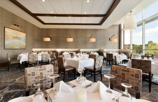 Restaurante Embassy Suites by Hilton Greenville Downtown Riverplace