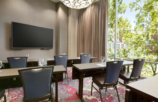 Conference room Embassy Suites by Hilton Greenville Downtown Riverplace
