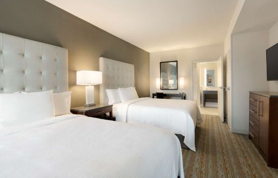 Room Embassy Suites by Hilton Greenville Downtown Riverplace