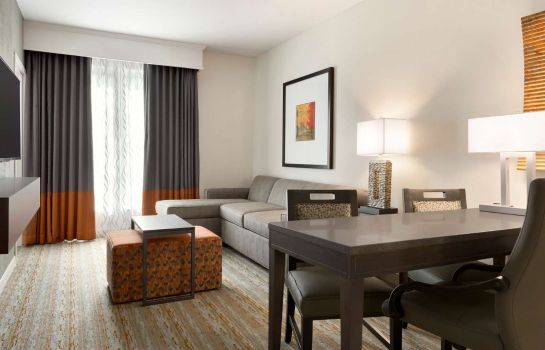 Habitación Embassy Suites by Hilton Greenville Downtown Riverplace