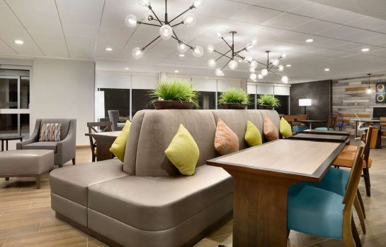 Hol hotelowy Home2 Suites by Hilton Shenandoah The Woodlands