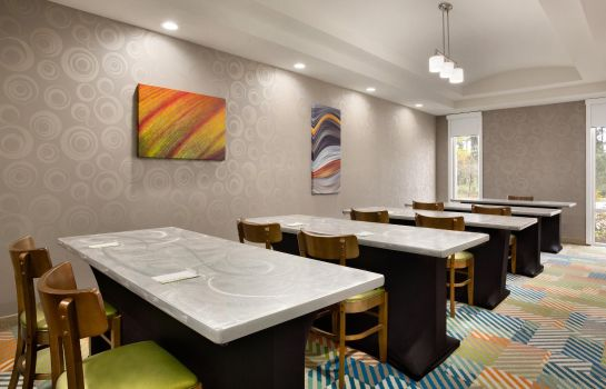 Sala konferencyjna Home2 Suites by Hilton Shenandoah The Woodlands