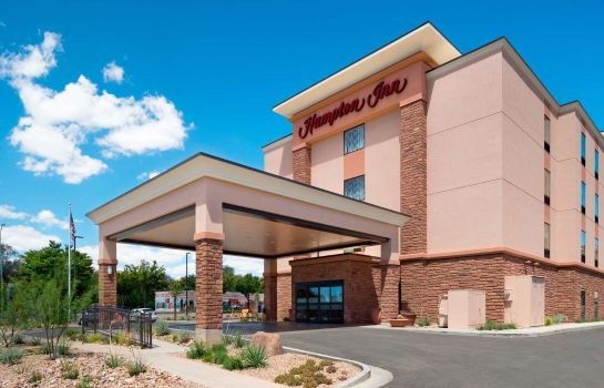 Exterior view Hampton Inn Kanab