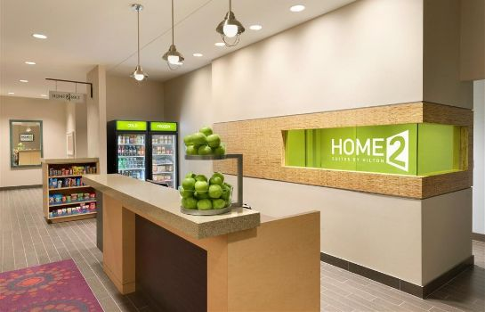 Hol hotelowy Home2 Suites by Hilton La Crosse WI