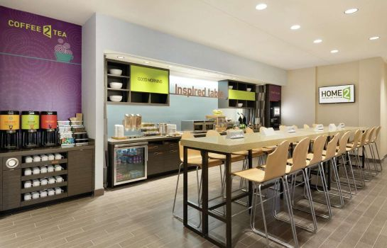 Restauracja Home2 Suites by Hilton La Crosse WI