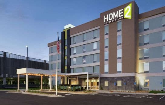 Vista esterna Home 2 Suites by Hilton Roseville Minneapolis