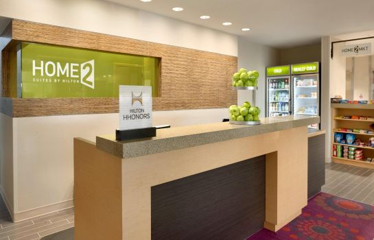 Hol hotelowy Home 2 Suites by Hilton Roseville Minneapolis