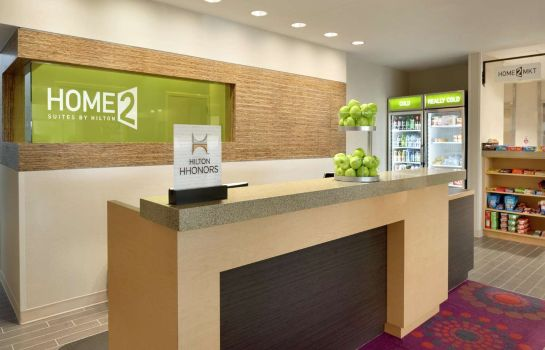 Hol hotelowy Home 2 Suites by Hilton Roseville Minne