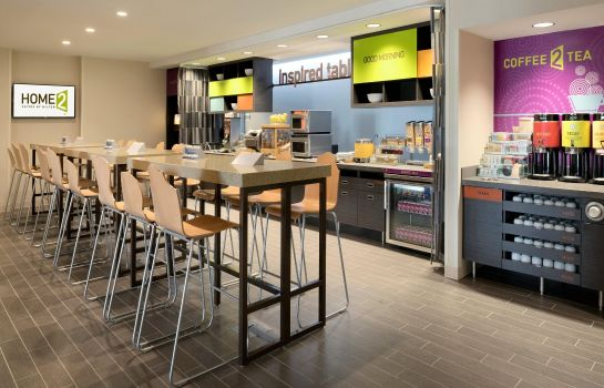 Restauracja Home 2 Suites by Hilton Roseville Minneapolis