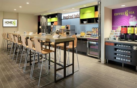 Restauracja Home 2 Suites by Hilton Roseville Minne