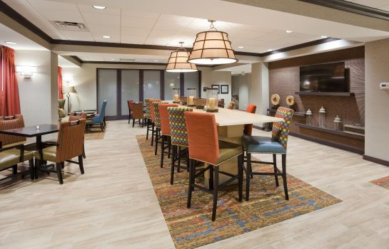 Hol hotelowy Hampton Inn-Minneapolis-Roseville MN