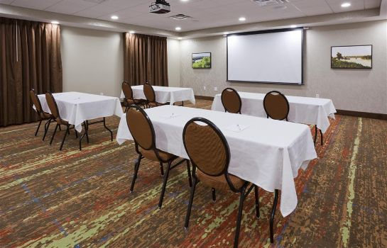 Sala de reuniones Hampton Inn Minneapolis/Roseville MN