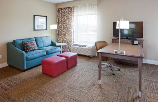 Habitación Hampton Inn Minneapolis/Roseville MN