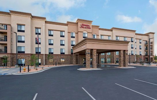 Vista exterior Hampton Inn - Suites Page - Lake Powell AZ
