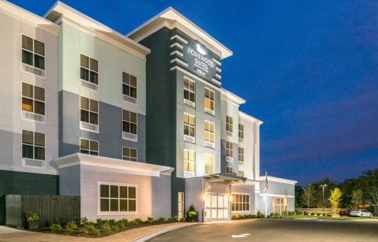 Vista esterna Homewood Suites by Hilton Philadelphia Plymouth Meeting