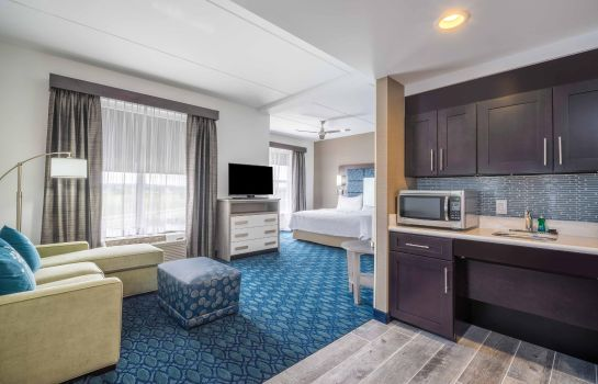 Pokój Homewood Suites by Hilton Philadelphia Plymouth Meeting