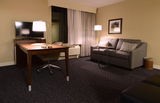 Suite Hampton Inn & Suites Cazenovia NY