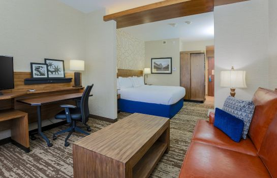 Suite Fairfield Inn & Suites Cheyenne Southwest/Downtown Area