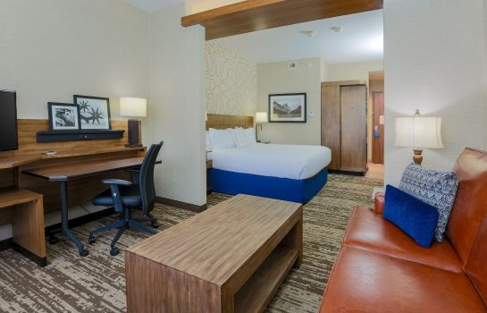 Kamers Fairfield Inn & Suites Cheyenne Southwest/Downtown Area