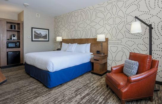 Zimmer Fairfield Inn & Suites Cheyenne Southwest/Downtown Area