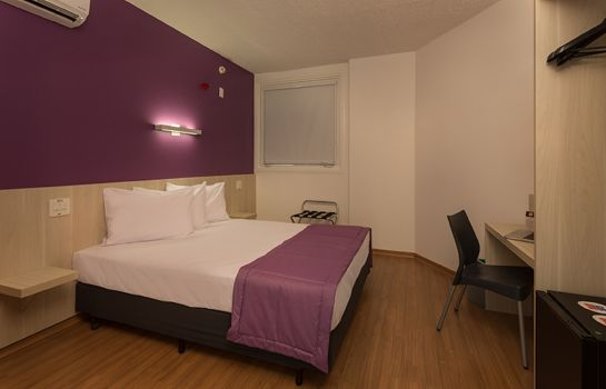 Single room (standard) Go Inn Vitoria
