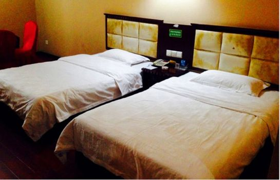 Double room (standard) Fuhaoge Business Hotel