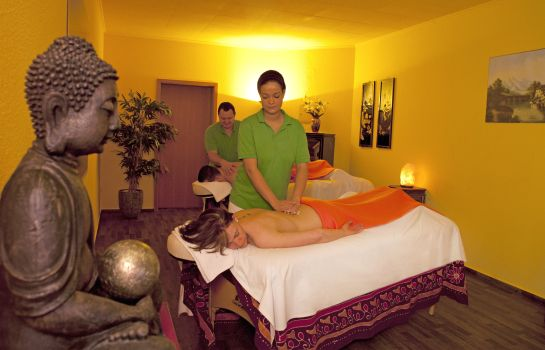 Massageraum Wellnesshotel Harzer-Land