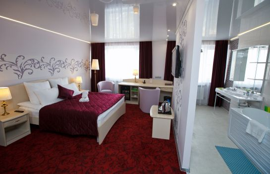 Junior suite Voskhod Hotel