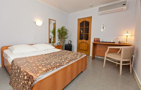 Single room (superior) Voskhod Hotel