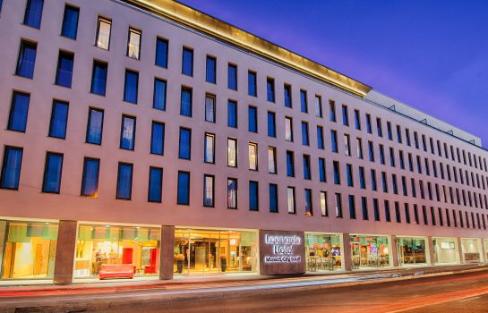 Außenansicht Leonardo Hotel Munich City South