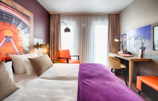 Doppelzimmer Standard Leonardo Hotel Munich City South